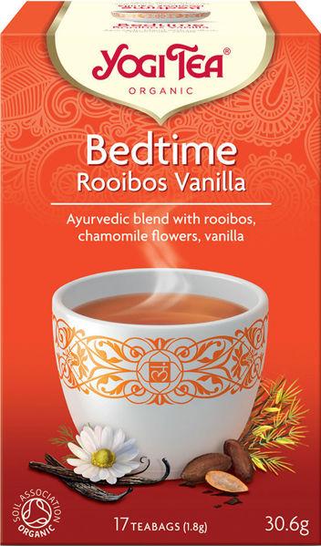 Obrázek Čas ke spánku Rooibos Vanilka 30,6 g YOGI TEA