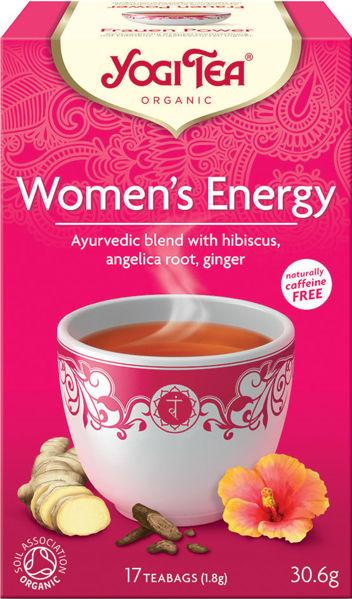 Obrázek Energie ženy 31 g YOGI TEA