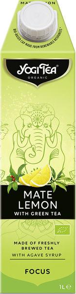 Obrázek Ledový čaj Maté Citrón 1 l YOGI TEA