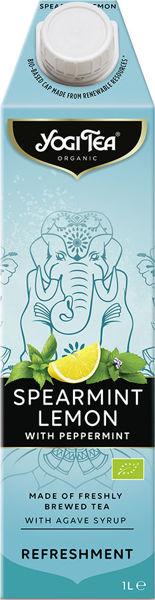 Obrázek Ledový čaj Máta Citrón 1 l YOGI TEA