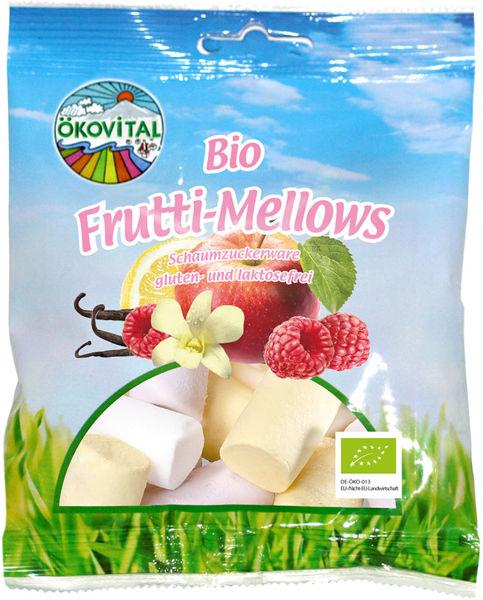 Obrázek Ovocné marshmallow 100 g OKOVITAL
