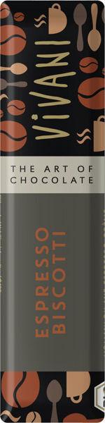 Obrázek Čokoláda mléčná espresso 40 g VIVANI