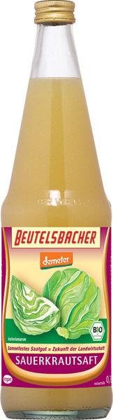 Obrázek Zelná šťáva mléčně kvašená 700 ml BEUTELSBACHER