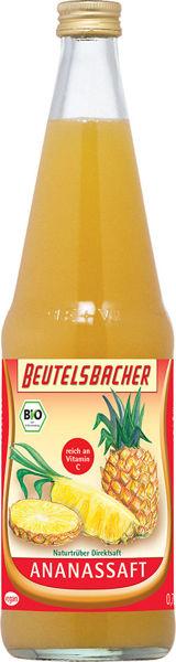 Obrázek Ananasová šťáva 100% 700 ml BEUTELSBACHER