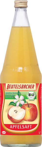 Obrázek 100 % Jablečný mošt 1 l BEUTELSBACHER
