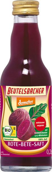 Obrázek Řepná šťáva mléčně kvašená 200 ml BEUTELSBACHER