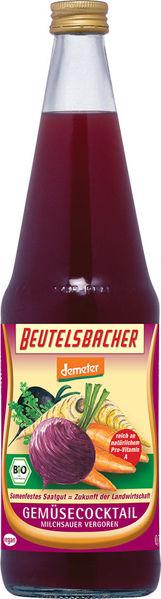 Obrázek Zeleninový koktejl mléčně kvašený 700 ml BEUTELSBACHER