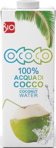 Obrázek Kokosová voda 1 l OCOCO