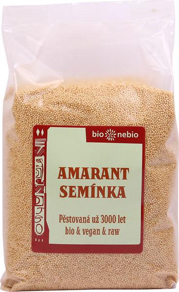 Obrázek Amarant 500 g BIONEBIO