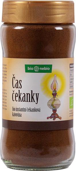 Obrázek Čas čekanky - instantní káva 100 g BIONEBIO