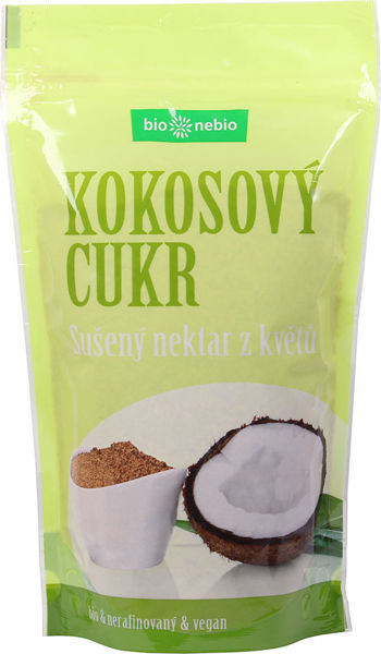 Obrázek Kokosový cukr 300 g BIONEBIO