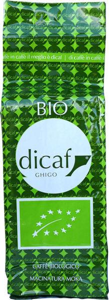 Obrázek Káva zrnková 250 g DICAF