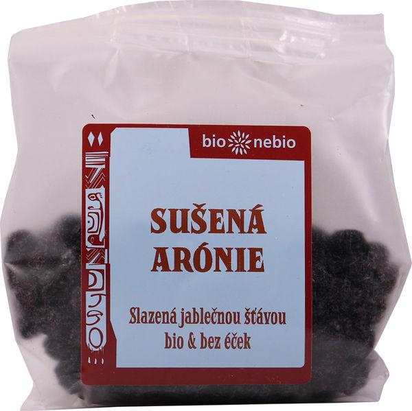 Obrázek Sušená arónie 100 g BIONEBIO