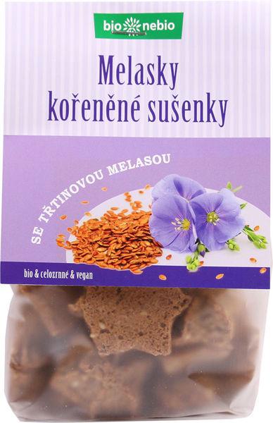 Obrázek Melasky kořeněné 130 g BIONEBIO