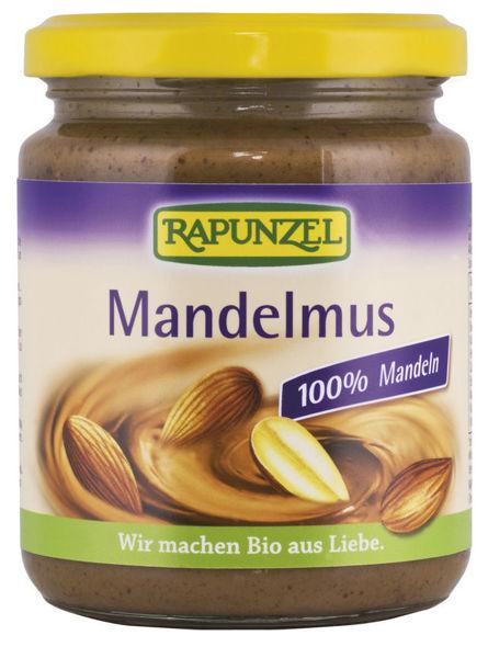 Obrázek 100% mandlová pasta 250 g RAPUNZEL
