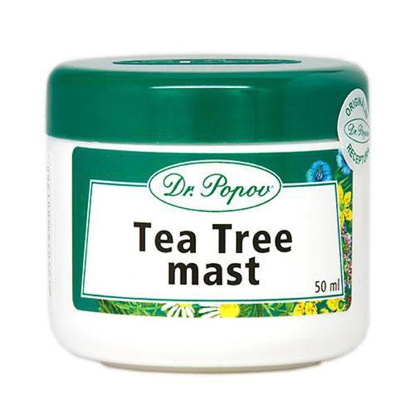 Obrázek Tea tree mast 50 ml DR. POPOV