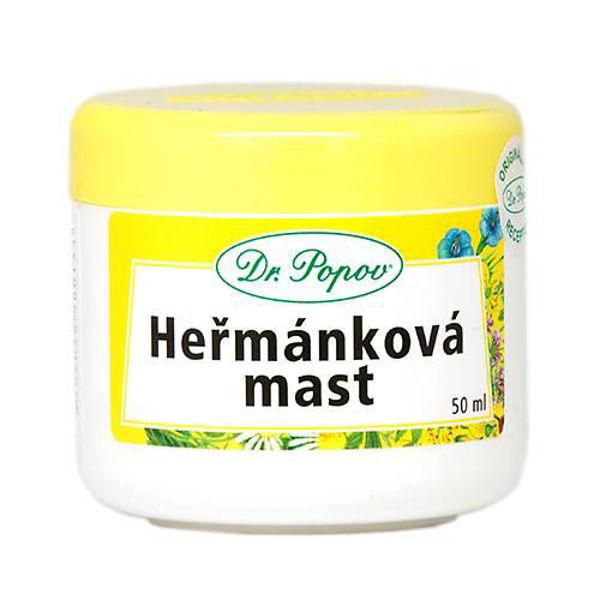 Obrázek Heřmánková mast 50 ml DR. POPOV
