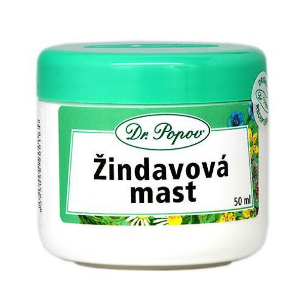 Obrázek Žindavová mast 50 ml DR. POPOV