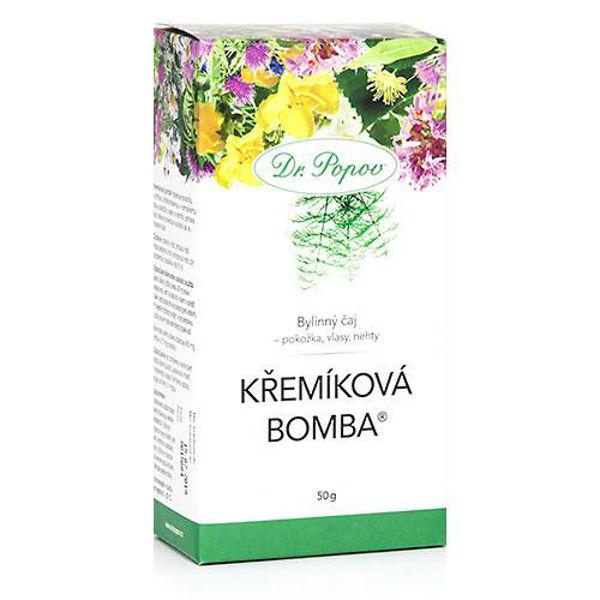 Obrázek Křemíková bomba®, sypaný čaj, 50 g DR. POPOV