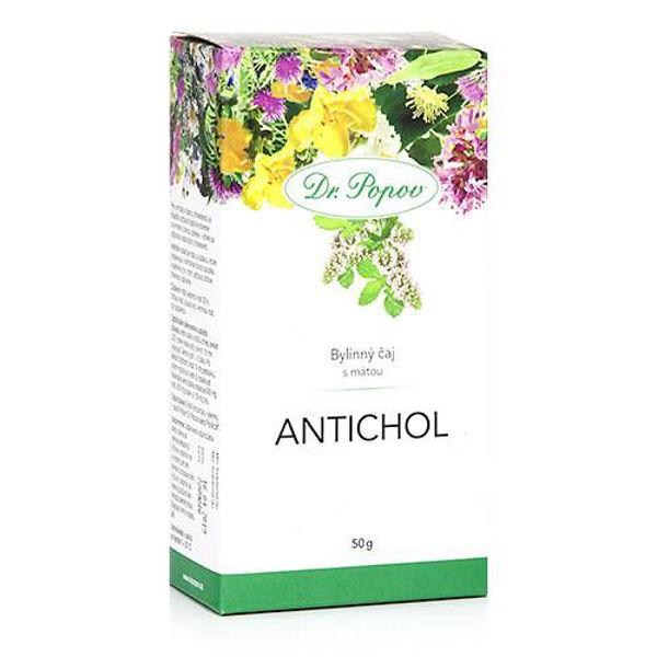 Obrázek Antichol, sypaný čaj, 50 g DR. POPOV