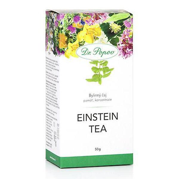 Obrázek Einstein tea, sypaný čaj, 50 g DR. POPOV