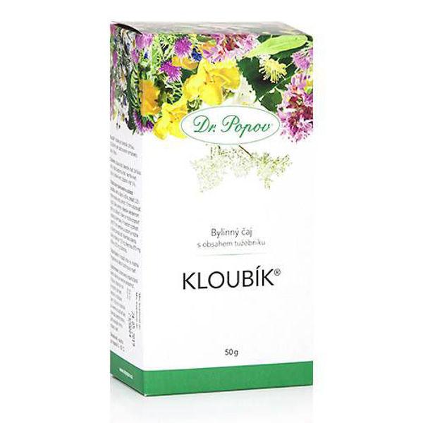 Obrázek Kloubík®, sypaný čaj, 50 g DR. POPOV