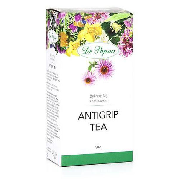 Obrázek Antigrip, sypaný čaj, 50 g DR. POPOV