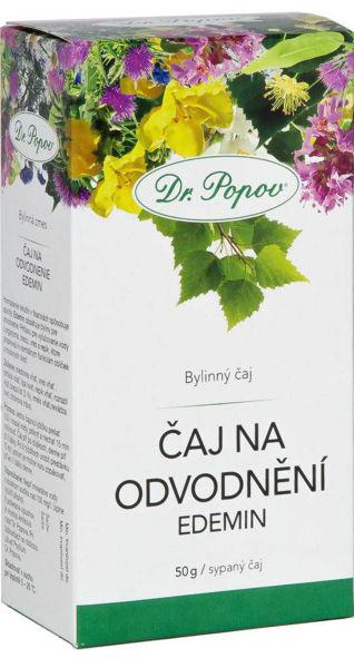 Obrázek Edemin, sypaný čaj, 50 g DR. POPOV