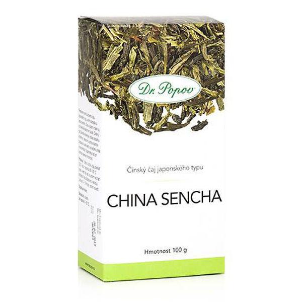 Obrázek China Sencha, 100 g DR. POPOV