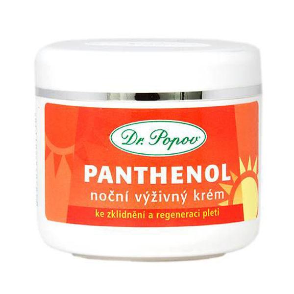 Obrázek Panthenol krém 50 ml DR. POPOV