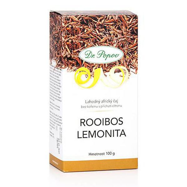 Obrázek Rooibos lemonita 100 g DR. POPOV