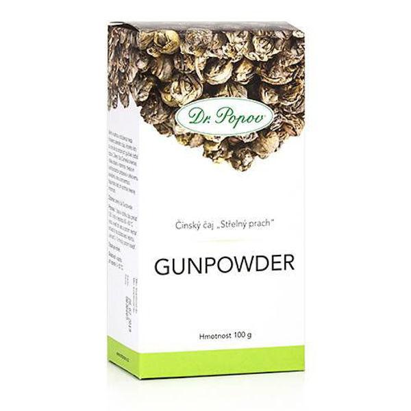 Obrázek Gunpowder 100g DR. POPOV