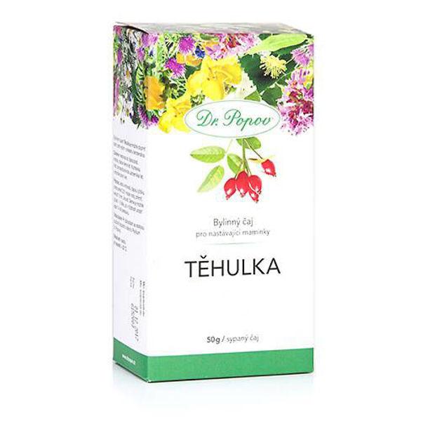 Obrázek Těhulka, sypaný čaj, 50 g DR. POPOV
