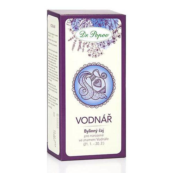 Obrázek Vodnář - bylinný čaj 30 g DR. POPOV