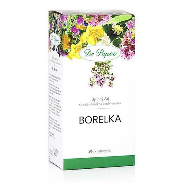 Obrázek Borelka, sypaný čaj, 50 g