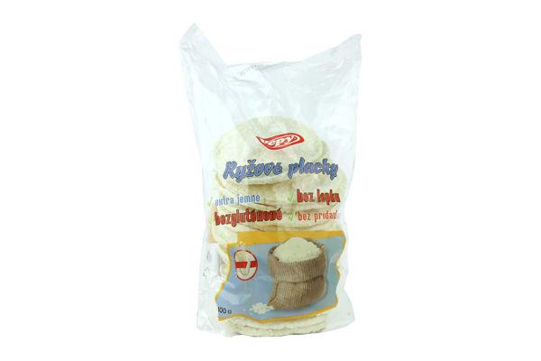 Obrázek Rýžové placky 100 g VEPY