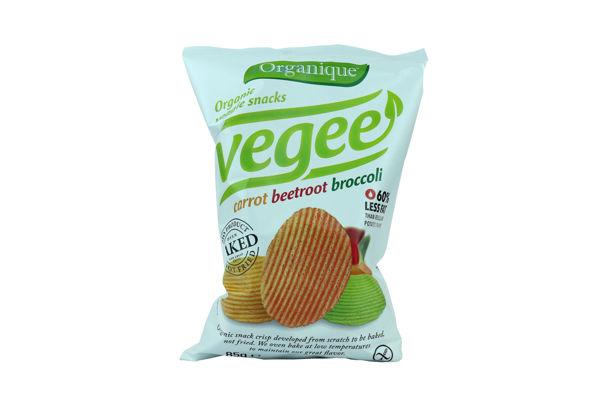 Obrázek Pečený zeleninový snack 85G ORGANIQUE