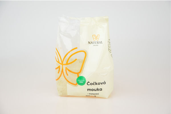 Obrázek Čočková mouka instantní 250 g NATURAL