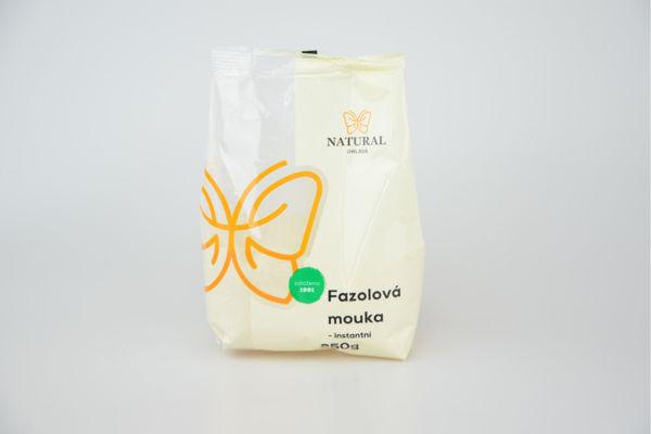 Obrázek Fazolová mouka 250 g NATURAL