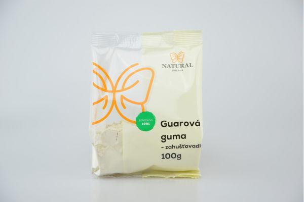 Obrázek Guarová guma 100 g NATURAL