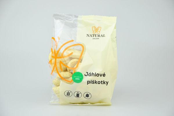 Obrázek Jahelné piškotky 150 g NATURAL
