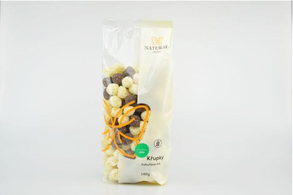 Obrázek Kukuřičné křupky mix 150 g