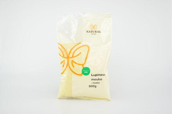 Obrázek Lupinová mouka hladká 300 g NATURAL