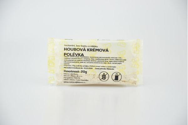 Obrázek Polévka různé druhy 20 g NATURAL