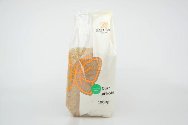 Obrázek Cukr přírodní 1kg NATURAL