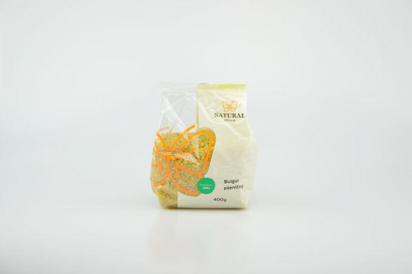 Obrázek Pšeničný bulgur 400 g NATURAL