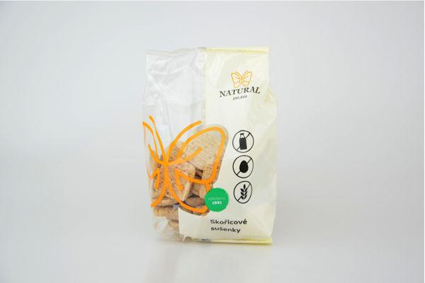Obrázek Skořicové sušenky 150 g NATURAL