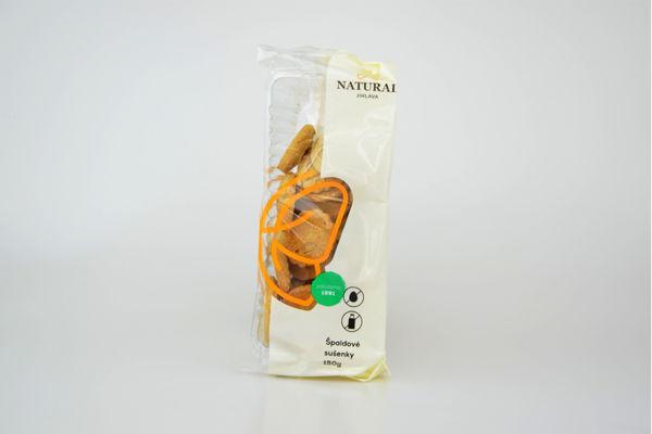 Obrázek Špaldové sušenky s javor. sirupem 150 g NATURAL