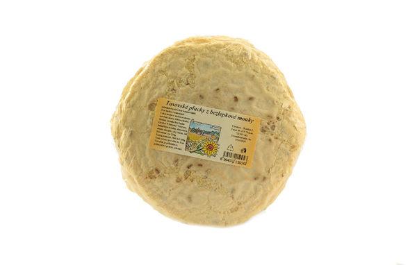 Obrázek Tasovské placky bezlepkové 220 g