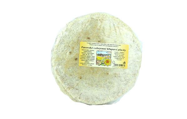 Obrázek Tasovské placky - celozrnné 160 g